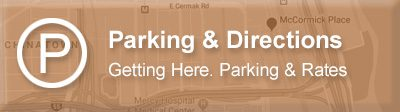 Parking & Directions button